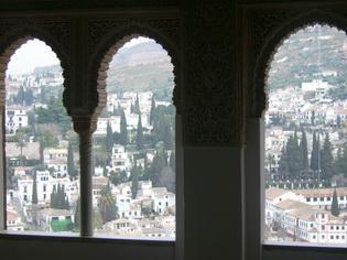Entre la Alhambra y el cielo