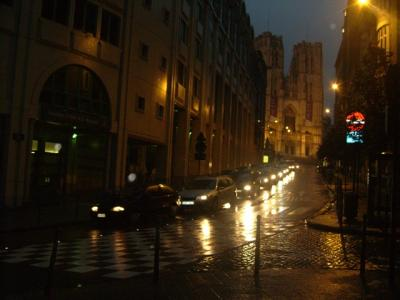 Ha llovido